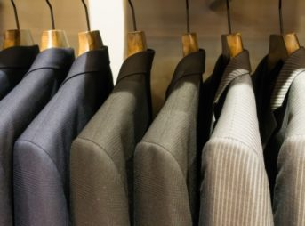 スーツのクリーニング頻度