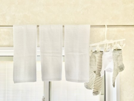 浴室タオル